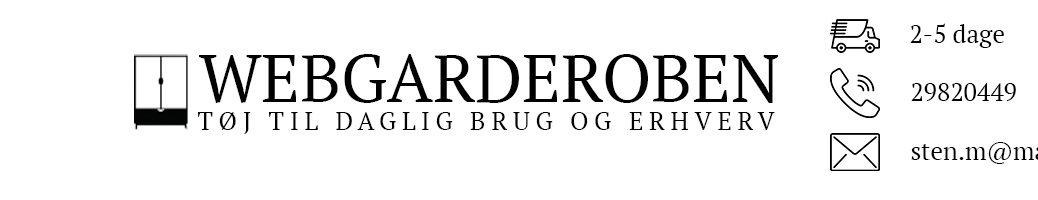 Webgarderoben.dk